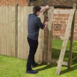 Forest 100x1800mm Featheredge Boards Pk of 10