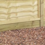 Forest 150x2400mm Gravel Board Pack of 4