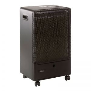 Lifestyle Black Cat Catalytic Portable Gas Cabinet Heater