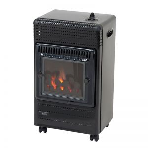 Lifestyle Living Flame Portable Gas Cabinet Heater
