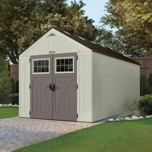 Suncast New Tremont One Apex Roof Plastic Shed