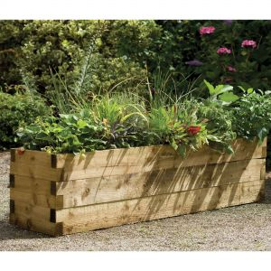 Forest 45 x 180cm Caledonian Raised Bed