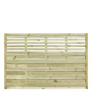 Forest Valencia Fence Panel 1.2m High