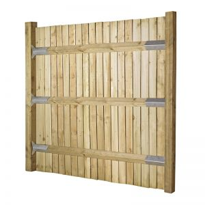 Forest 150x2400mm Featheredge Boards Pack of 6