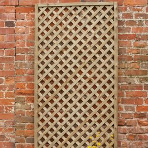 Forest Brittany Lattice Panel 180x90cm (Rosemore)