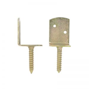 Forest Pk of 4 L Brackets