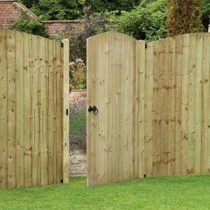 Heavy Duty Tongue and Groove Gate 1.8m x 0.9m