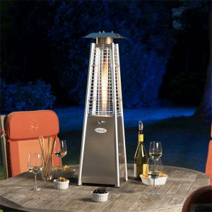 Lifestyle Chantico Table Top Flame Patio Heater