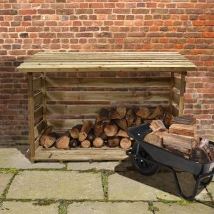 Forest Xtra Large Log Store
