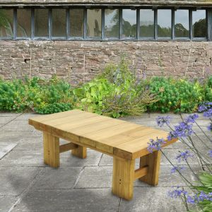 Forest 1.2m Low Level Sleeper Table