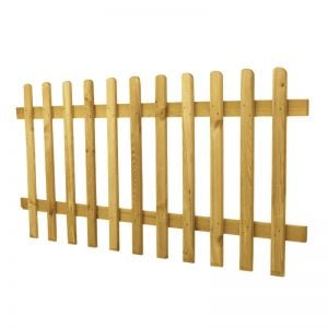 Forest Palisade Fence Panel 0.9m High