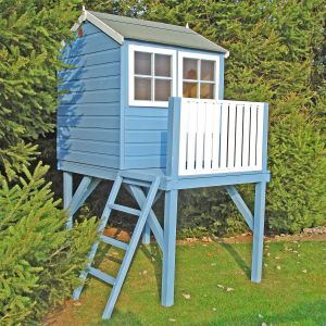 4x6 Shire Bunny Platform Playhouse