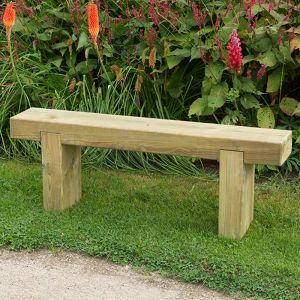 Forest Sleeper Bench 1.2m