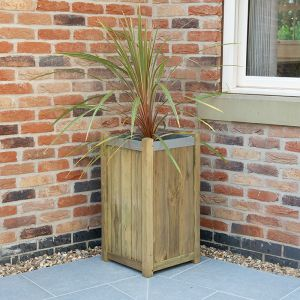 Forest 1 x 1 Slender Planter Small