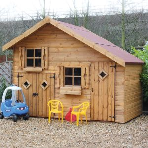 5x10 Traditional Play Station Playhouse