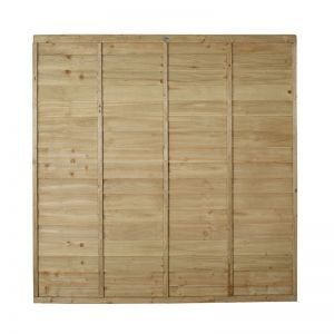 Forest Pressure Treated Super Panel 1.83m High