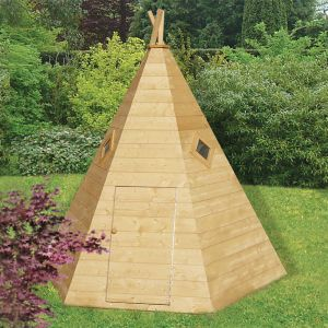 7x6 Shire Wigwam Playhouse