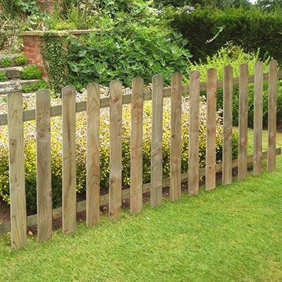 Fencing Ideas for Your Front Garden