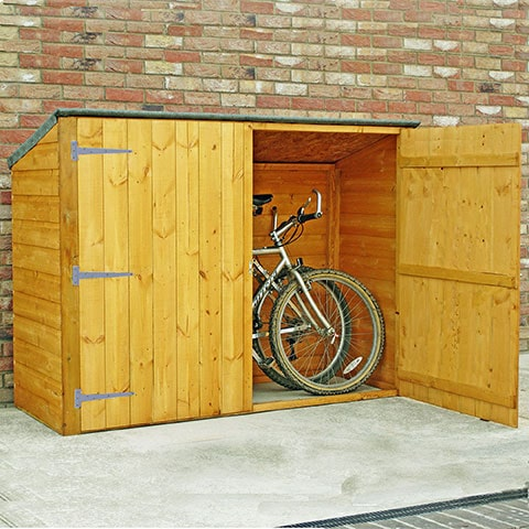 Bike Sheds - A Guide to Bike Storage
