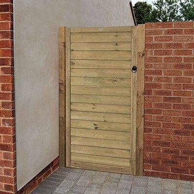 Top 5 Modern Garden Gates
