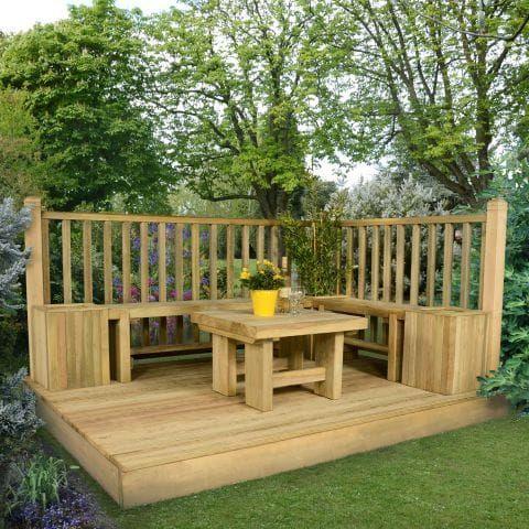 Garden Decking Designs for You