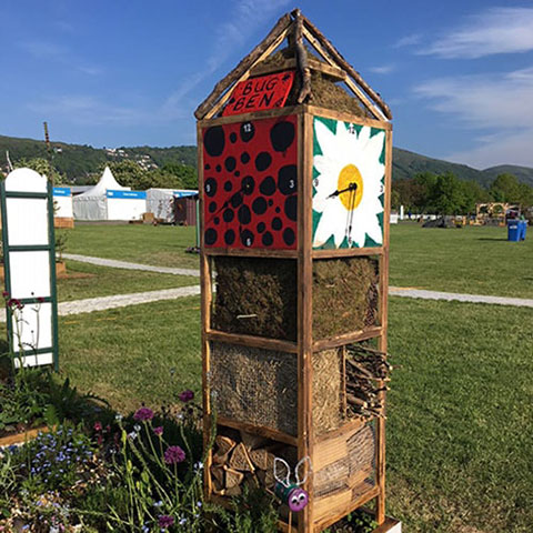 Bug Hotels – How and Why to Build One