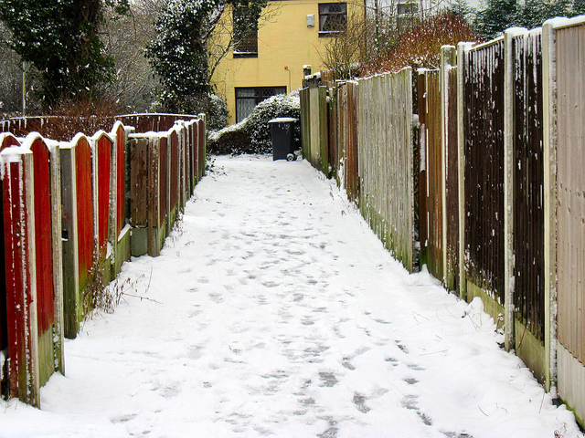 Why You Should Treat Your Fence Panels This Winter