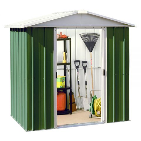 Why Do I Need a Shed?
