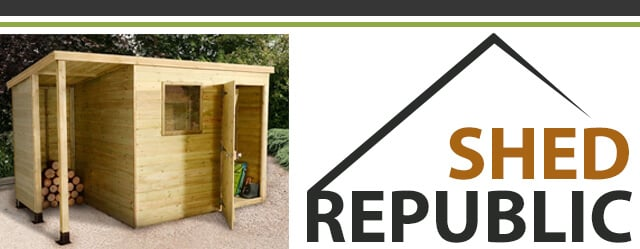 Shed Republic Delivery