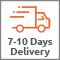 7 - 10 Working Days Delivery